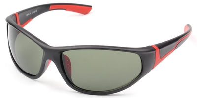 Y2004 - Men Sports Rectangular Sunglasses - Iris Fashion Inc. | Wholesale Sunglasses and Glasses