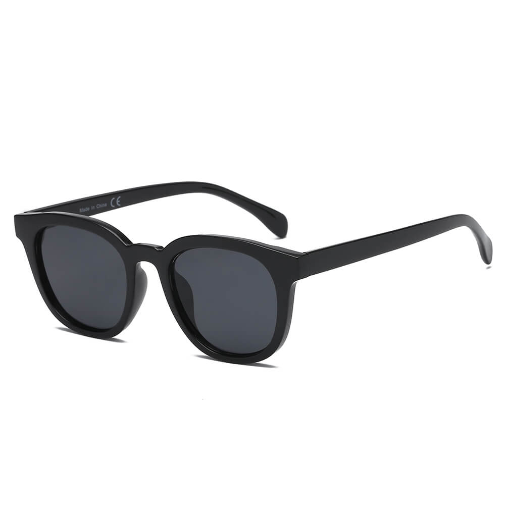 S1073 - Women Round Fashion Sunglasses - Iris Fashion Inc. | Wholesale Sunglasses and Glasses