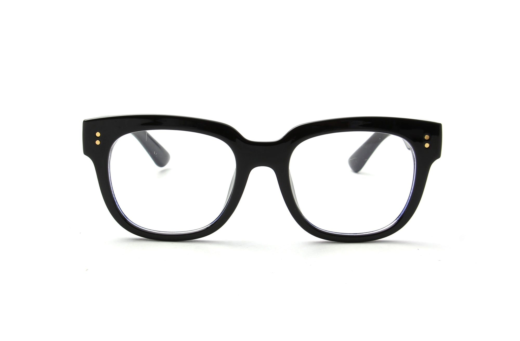 S1148 - Classic Round Blue Light Blocker Eyeglasses - Iris Fashion Inc.