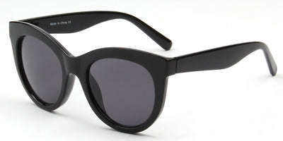 S1044 - Women Round Cat Eye Sunglasses - Iris Fashion Inc. | Wholesale Sunglasses and Glasses