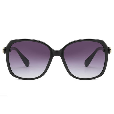 S1081 - Women Square Oversize Fashion Sunglasses - Iris Fashion Inc. | Wholesale Sunglasses and Glasses