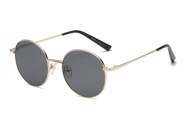 S2066 Retro Vintage Metal Round Sunglasses - Wholesale Sunglasses and glasses