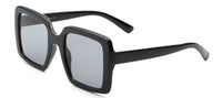 S1093 Retro Square Sunglasses - Wholesale Sunglasses and glasses
