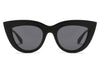 S1088 Women Round Cat Eye Sunglasses - Wholesale Sunglasses and glasses here we show
