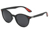 P2094 - Retro Circle Round Polarized Sunglasses - Iris Fashion Inc. | Wholesale Sunglasses and Glasses