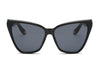 S2091 - Women High Pointed Cat Eye Sunglasses - Iris Fashion Inc. | Wholesale Sunglasses and Glasses