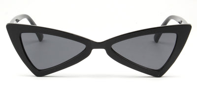 S1053 - Women High Pointed Cat Eye Sunglasses - Iris Fashion Inc. | Wholesale Sunglasses and Glasses
