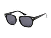 S1143 - Classic Round Horn Rimmed Unisex Fashion Sunglasses - Iris Fashion Inc. | Wholesale Sunglasses and Glasses