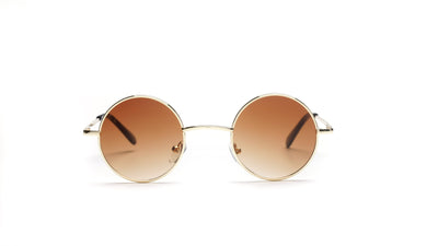 S1114 - Unisex Round Fashion Sunglasses - Wholesale Sunglasses and glasses