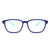 HK1014 - Children Rectangle Classic Blue Light Blocking Kids Glasses