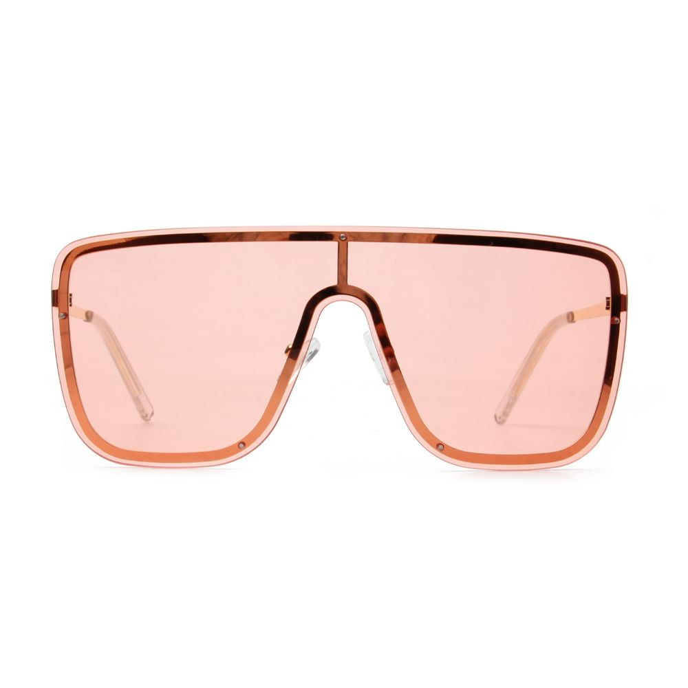 J2015 - Oversize Square Fashion Sunglasses