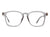 B1006 - Classic Square Blue Light Blocker Fashion Glasses - Iris Fashion Inc. | Wholesale Sunglasses and Glasses