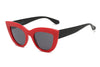 S1088 - Women Round Cat Eye Sunglasses - Iris Fashion Inc. | Wholesale Sunglasses and Glasses