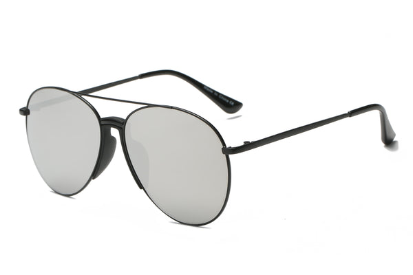 S2070 Unisex Classic Fashion Aviator Sunglasses - Wholesale Sunglasses and glasses