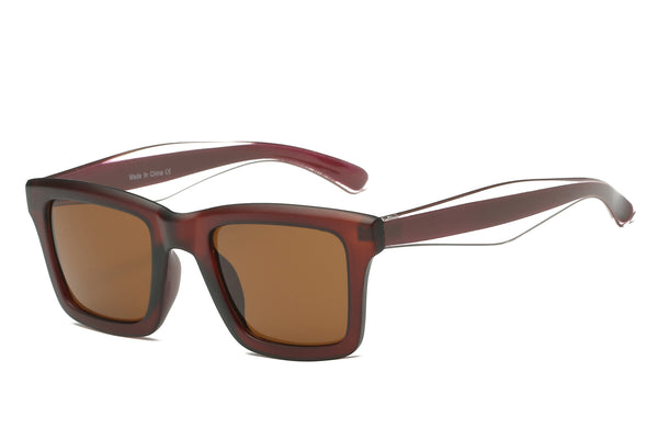 S1058 Unisex Square Sunglasses - Wholesale Sunglasses and glasses