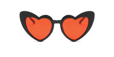 S1033 - Women Heart Shape Fashion Sunglasses - Iris Fashion Inc. | Wholesale Sunglasses and Glasses