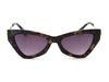 S2099 - Women High Pointed Cat Eye Fashion Sunglasses - Iris Fashion Inc. | Wholesale Sunglasses and Glasses