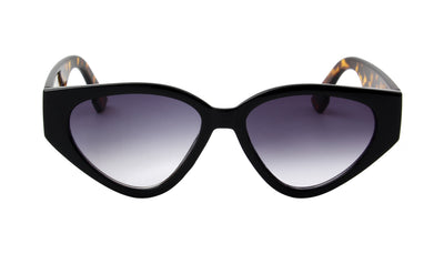 S1145 - Women Round Cat Eye Fashion Sunglasses - Iris Fashion Inc. | Wholesale Sunglasses and Glasses