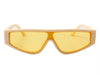 S1144 - Flat Top Rectangle Cat Eye Fashion Sunglasses - Iris Fashion Inc. | Wholesale Sunglasses and Glasses