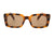 S1135 - Unisex Retro Vintage Rectangle Fashion Sunglasses - Iris Fashion Inc. | Wholesale Sunglasses and Glasses