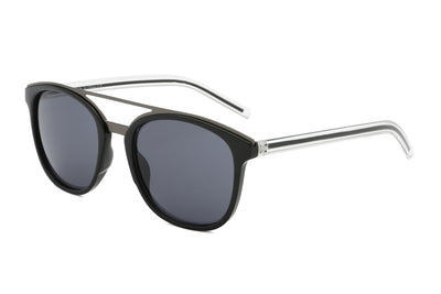 S2098 - Classic Unisex Round Brow-Bar Fashion Sunglasses - Iris Fashion Inc. | Wholesale Sunglasses and Glasses