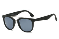 S1064 Unisex Round Brow-Bar Sunglasses - Wholesale Sunglasses and glasses