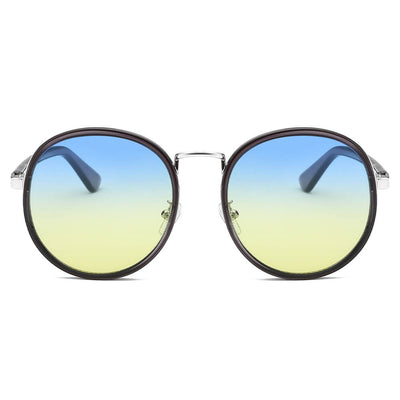 S2096 - Unisex Round Fashion Sunglasses - Iris Fashion Inc. | Wholesale Sunglasses and Glasses