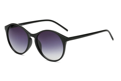 S1129 - Women Round Fashion Sunglasses - Iris Fashion Inc. | Wholesale Sunglasses and Glasses