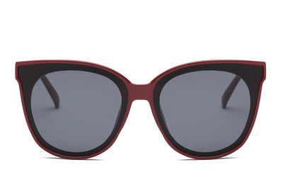 S1075 - Women Round Cat Eye Sunglasses - Iris Fashion Inc. | Wholesale Sunglasses and Glasses