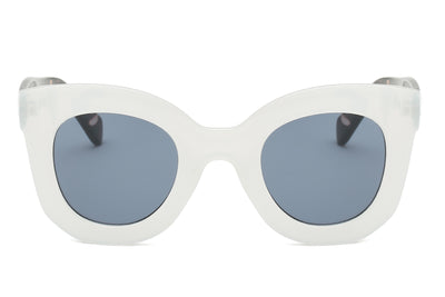 S1065 - Women Round Cat Eye Oversize Sunglasses - Iris Fashion Inc. | Wholesale Sunglasses and Glasses