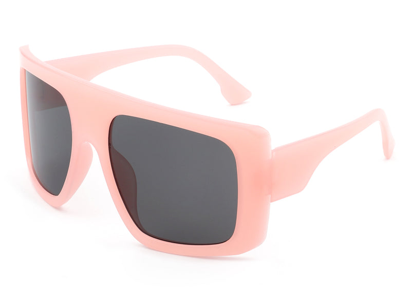 HS1008 - Large Oversize Square Women Fashion Sunglasses