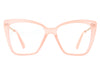 HBJ2011 -  Women High Pointed Cat Eye Blue Light Blocker Glasses