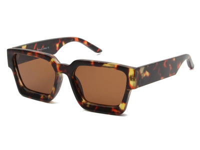 S1157 - Classic Retro Vintage Square Fashion Sunglasses