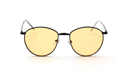 S2051 - Classic Round Tinted Lens Fashion Sunglasses - Iris Fashion Inc. | Wholesale Sunglasses and Glasses