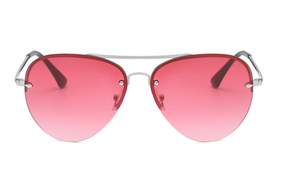 S2097 - Classic Metal Aviator Fashion Sunglasses - Iris Fashion Inc.