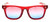 S1094 - Women Square Flat Lens Fashion Sunglasses - Wholesale Sunglasses and glasses