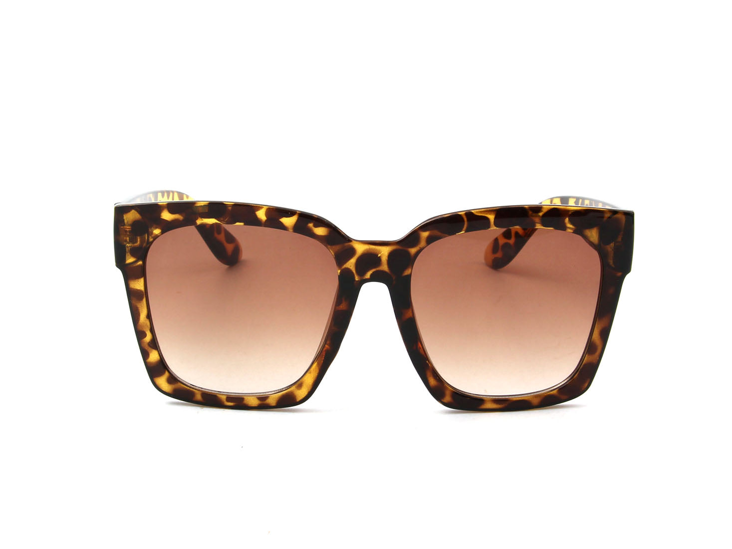 S1138 - Women Square Oversize Fashion Sunglasses