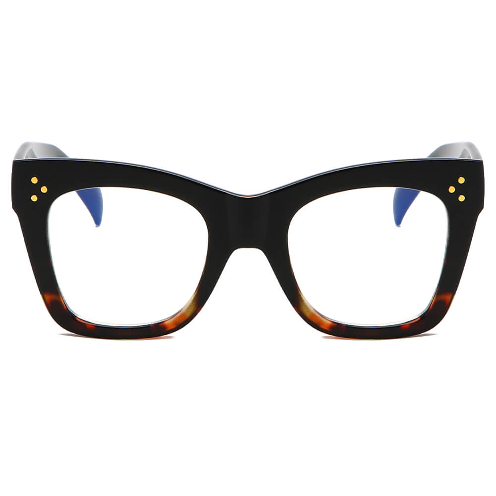 S2092 - Blue Light Filtering Lenses Women Cat Eye Glasses - Iris Fashion Inc. | Wholesale Sunglasses and Glasses