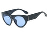 S1059 Women Bold Round Cat Eye Sunglasses - Wholesale Sunglasses and glasses here we show