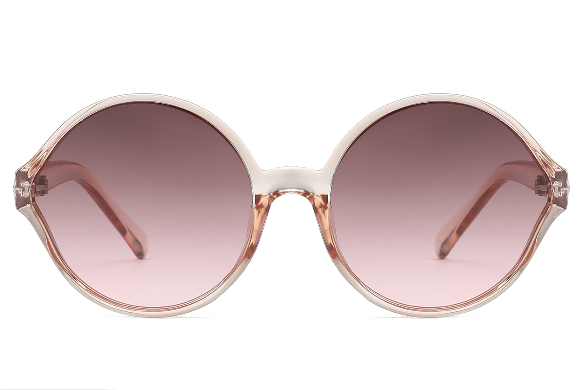 S1131 - Women Round Fashion Sunglasses - Wholesale Sunglasses and glasses