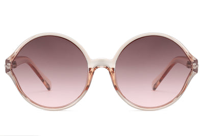 S1131 - Women Round Fashion Sunglasses - Iris Fashion Inc. | Wholesale Sunglasses and Glasses