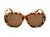 S1136 - Women Square Oversize Fashion Sunglasses - Iris Fashion Inc. | Wholesale Sunglasses and Glasses