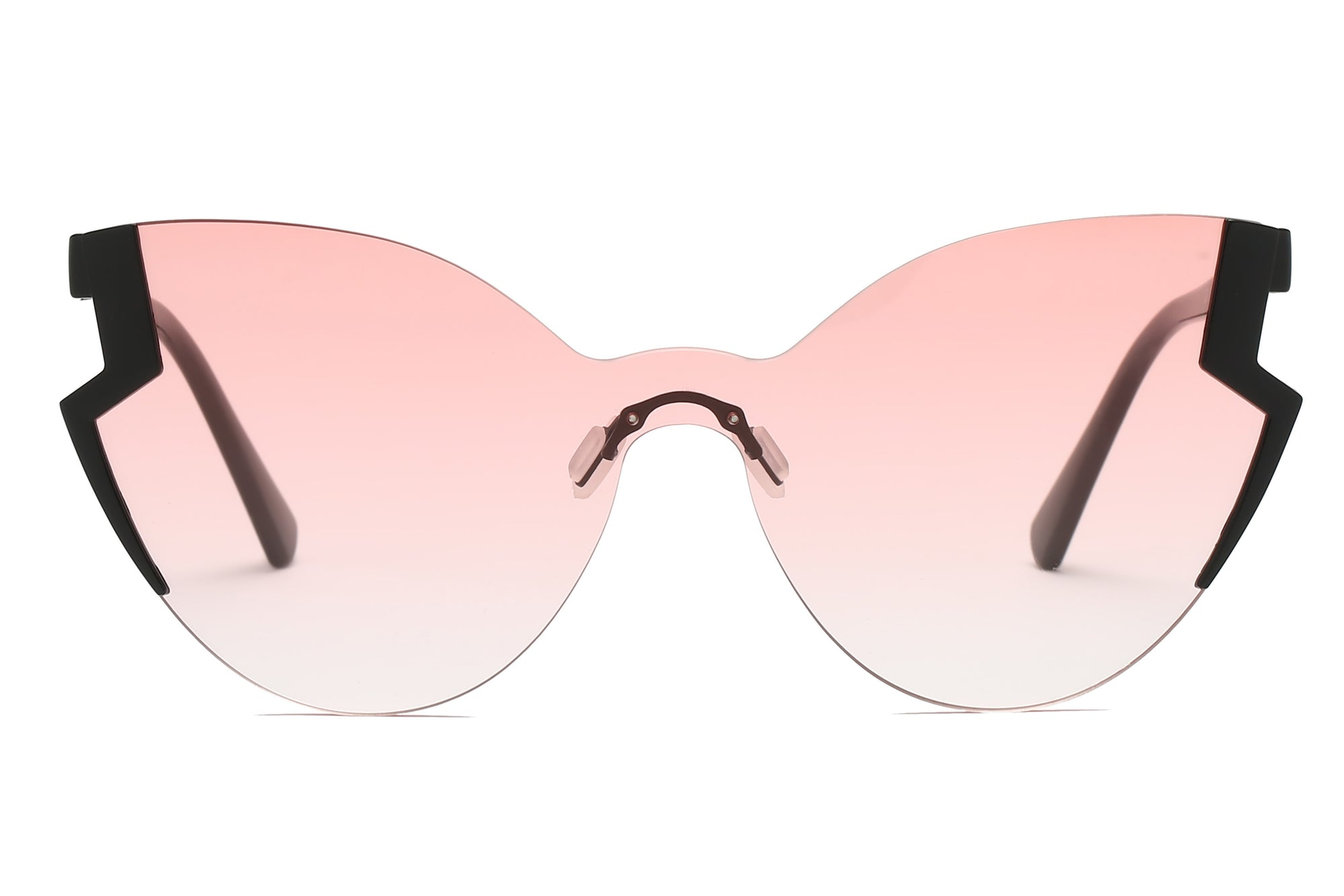 S2074 - Women Fashion Oversize Cat Eye Sunglasses - Iris Fashion Inc. | Wholesale Sunglasses and Glasses