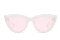 S1088 Women Round Cat Eye Sunglasses - Wholesale Sunglasses and glasses