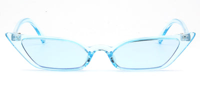 S1052 - Women Retro Vintage Slim Cat Eye Sunglasses - Iris Fashion Inc. | Wholesale Sunglasses and Glasses