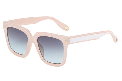 S2022 - Flat Top Square Unisex Fashion Sunglasses - Iris Fashion Inc. | Wholesale Sunglasses and Glasses