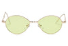 S3009 - Small Retro Vintage Metal Round Sunglasses - Wholesale Sunglasses and glasses