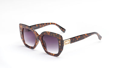 S3033 - Women Square Cat Eye Fashion Sunglasses - Iris Fashion Inc. | Wholesale Sunglasses and Glasses