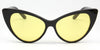 S1047 - Women Retro Vintage Extreme Cat Eye Sunglasses - Iris Fashion Inc. | Wholesale Sunglasses and Glasses