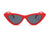 S1040 - Women Small Retro Vintage Cat Eye Sunglasses - Iris Fashion Inc. | Wholesale Sunglasses and Glasses